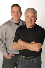 Jason and Bob Boschert of Boschert and Son Homes